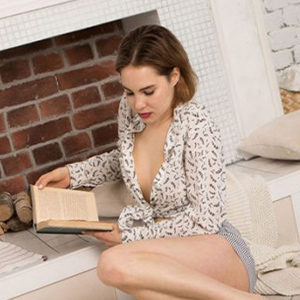 Order Dafne Super Model through Escort Masseuse Agency Berlin for Nuru Massage Service with Adventure Sex