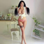 Maryam Dreamgirl through masseuse escort agency Frankfurt for a gentle, delicate massage service with intercourse in a corset make an appointment