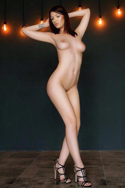 Georgiana - Escort Lady bietet ganzheitliche Intimmassage in Berlin an