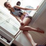 Ulrike Taschengeld Ladie book sex through masseuse escort Berlin model agency for oil massage service with escort service