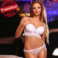 Alexandra Escort Girl in Frankfurt verspricht stimulation durch reiben & Sex