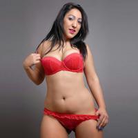 Anita - Meets Men's Dreams With Erotic Massage Fantasies
