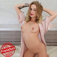 Carolina Sex Massage In Frankfurt Hotel Room Via Escort Agency