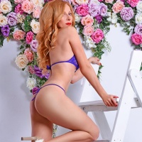 Ivonne - Escort Models from Aachen stimulate the Prostate with gentle Hands