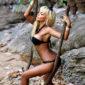 Julia 2 - Busen-Sex-Massage von blonde Super Starmodel erleben