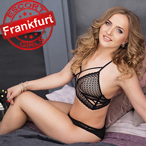 Katja - Escortdame verwöhnt mit Intimrasur Sex-Massage in Frankfurt am Main