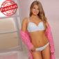 Kessy Top Escort Blondine bietet klassische Sexmassage in Frankfurt am Main