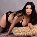 Samantha - Erotische Massagen mit Busensex bei Vollschlanken Girls