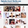 Ophelia Escort Berlin bietet zauberhafte Schönheiten